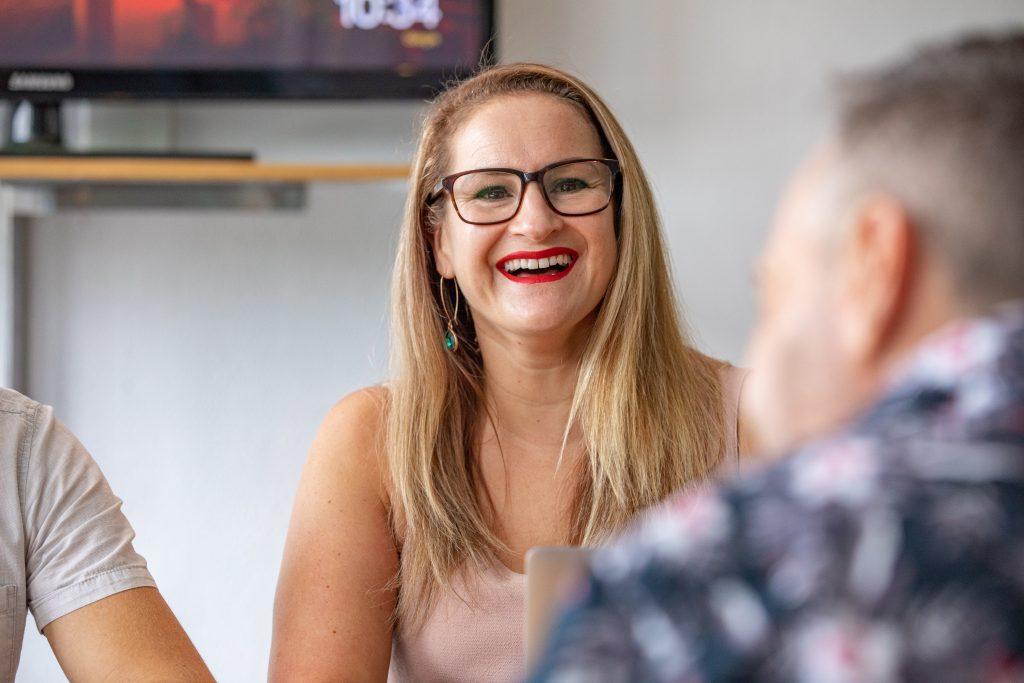 Digital Marketing Agency Newcastle- smiling woman