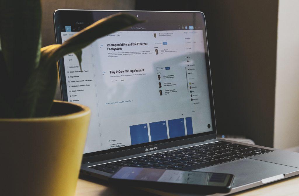 Facebook Ads Management Sunshine Coast - laptop and mug on desk