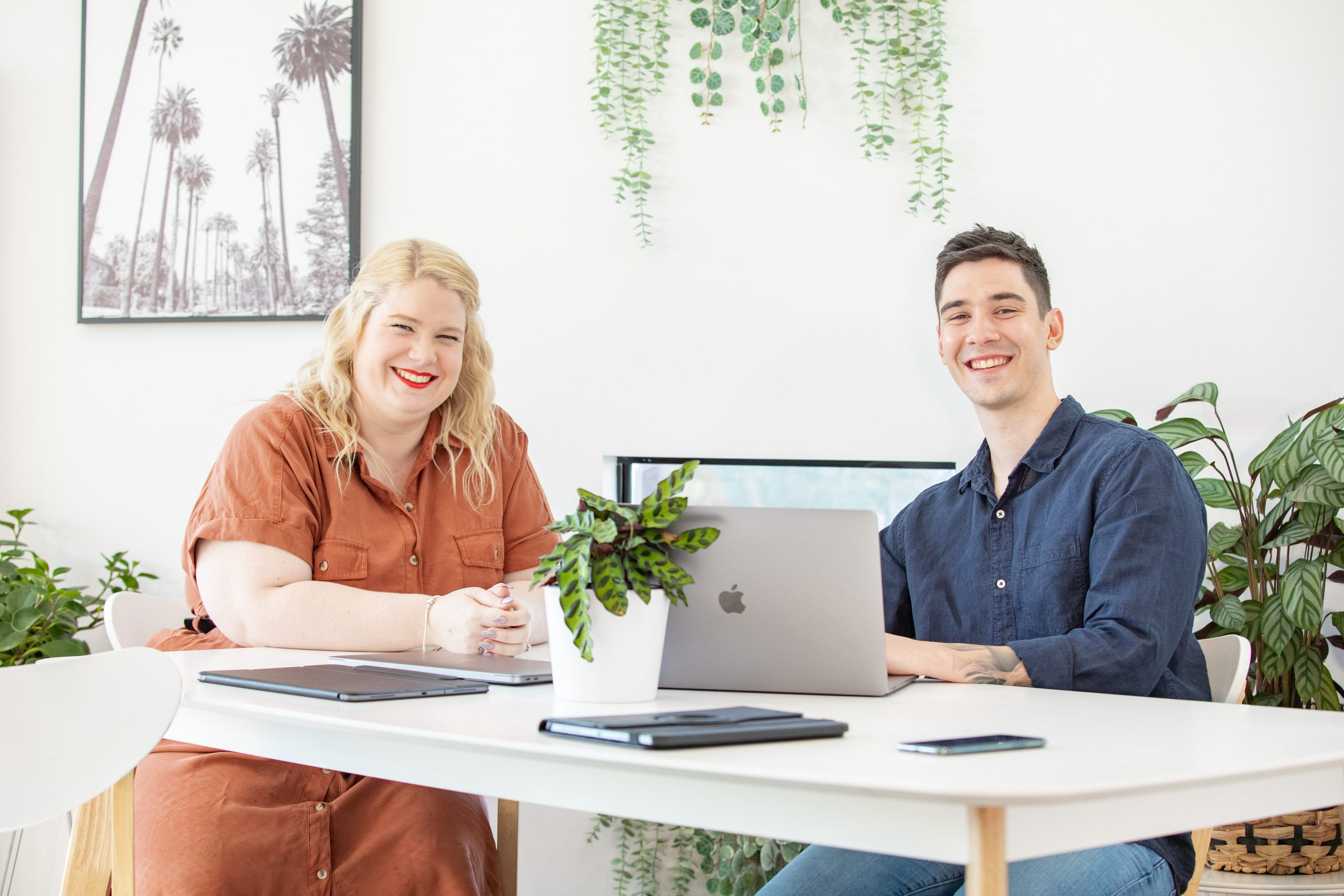 wed design adelaide - members of the DNHQ team